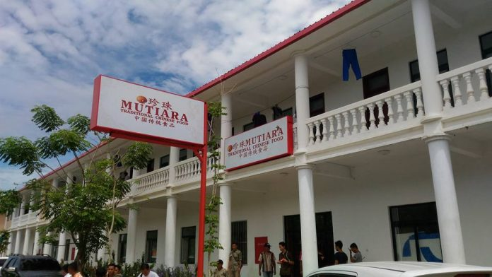 Bupati Bolmong Ancam Bakal Ratakan Bangunan PT. Conch