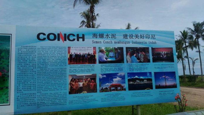 Direktur PT. Conch Minta Pemkab Bolmong Lakukan Pengkajian Ulang