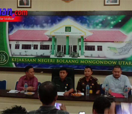 Press Release Kejari Bolmut